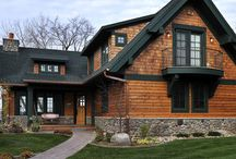 Siding Ideas / We can customize your modular home with different sidings.  #newhomedesign