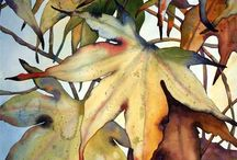 Картины с растениями