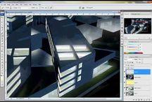 Representação de arquitetura / by Cris Jung