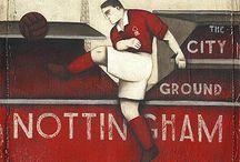 soccer vintage