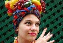 Carmen Miranda costume Designer