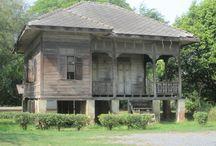 rumah panggung kuno