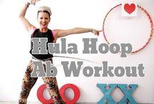 hoops &  twirling