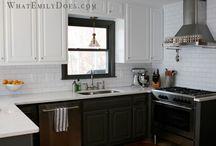Kitchen Ideas / by Jessica Pietri