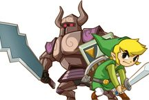 TLoZ Spirit Tracks / Official Artwork, Concept Art and screenshots from The Legend of Zelda: Spirit Tracks on Nintendo DS. More info on this game @ http://zelda-temple.net/the-legend-of-zelda-spirit-tracks