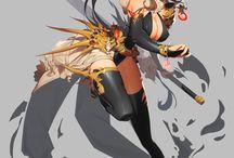 Characters Female