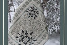 Quilts - Winter