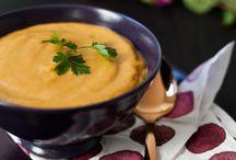 Suppen Rezepte / Rezepte für Suppen in jeder Jahreszeit.
