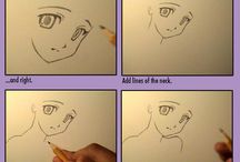 Manga girl tutorial
