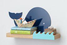półki dla dzieci