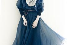 HIJABS AS FASHION STATEMENT / fashion & apparels
