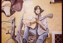 murales Sardegna e non solo / dipingere sui muri, vera arte