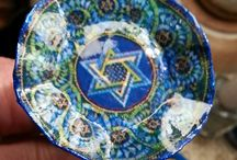 Judaica Miniatures / These are hand made Judaica miniatures made by Liat