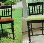 Reupholstering Dining Room Chairs / by Terry Irving