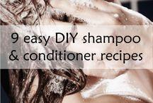 Lipsticks, creams, lotions& ShampooDIY