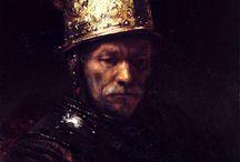 Art_Rembrandt / レンブラント