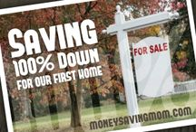 Save money on your home / money saving tips on your mortgage, utilities, and all things home. / by Payoff