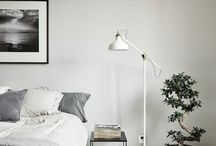 Black and White Floor Lamps / 100 Black and White Inspiring Floor Lamps | Black and White is always a trend and that's why we made a selection of the best black and white floor lamps for you to get inspired. | more inspiring images at http://modernfloorlamps.net