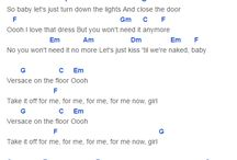 kumpulan chord lagu