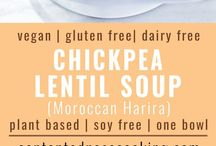 Independent Study Month Recipes