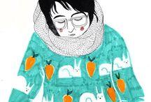 Illustration / by Jess Greenfield