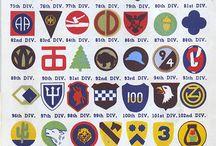 Armádne znaky a insignie