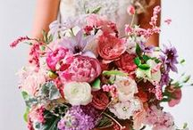 Mixed Color Wedding Flowers