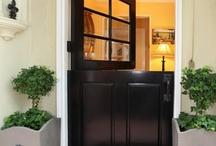 Me gusta esta puerta! / Una puerta abre caminos, cierra momentos, pero siempre es una esperanza, por lo que vas a encontrar detrás...