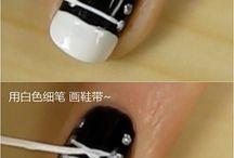Unique Nails Art