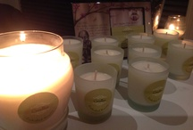 Embodied beauty candles / Candles
