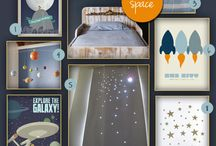 Kid Bedrooms / Inspired ideas for decorating your child's bedroom. / by Daily Mom