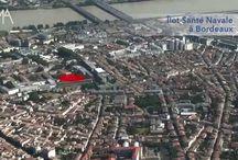Aménagement urbain Bordeaux / Les projets et réalisations d'aménagements urbain à Bordeaux