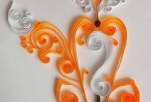 My quilling / Paper art work