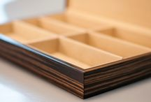 Pure elegance in a box. / Handmade luxury packages and boxes @ Ennas Packaging