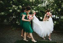 Bridesmaids Duties / Bridesmaids usually are not aware of their duties.  This is to help your bridesmaid have an idea before they say yes.  It is a lot of expense, lots of fun though, BUT it can be a great time with less expense.