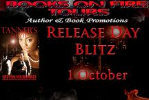 Sylvia Hubbard Release Day Blitz! / Check out the awesome bloggers who hosted Sylvia hubbard's Release Day Blitz for Tanner's Devil!