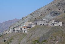 La miniera di magnetite di Cogne in Valle d'Aosta