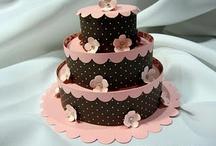 Cake tea light cake