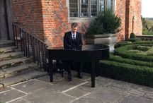 Wedding Music at Layer Marney Tower