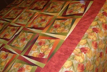 Tulip - Quilts and art