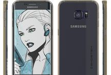 Samsung Galaxy S6 EDGE + PLUS Case / Huge Variation of cases for Galaxy S6 EDGE + PLUS Case, Including Waterproof cases, ShockProof cases, SnowProof cases, DustProof cases. As well as Metallic cases, SpikeStar, StudStar, Galactic and much more.