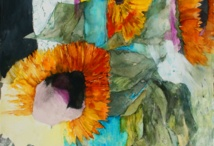 Art aquarelle Shirley Trevena