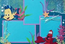 Disney layouts