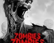 Zombiesss . Goblins && Creatures that go bump in the night / Always was a fan.. what can I say?? / by Christine Sciortino
