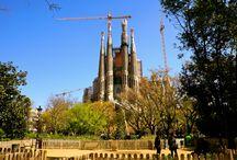 Holidays - Spain, Barcelona