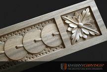 Holzschnitzerei für Stilvoll Wohnen und Hoteleinrichtung
