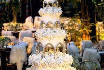 Extravagant Wedding Cakes!