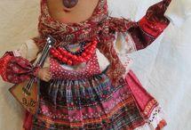Куколки сшить