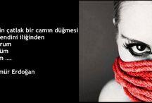 ömür erdoğan şiirleri