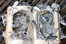 BOOK ART / by Epic Angel Girl